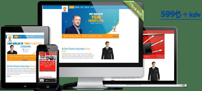 milletvekili aday web sitesi