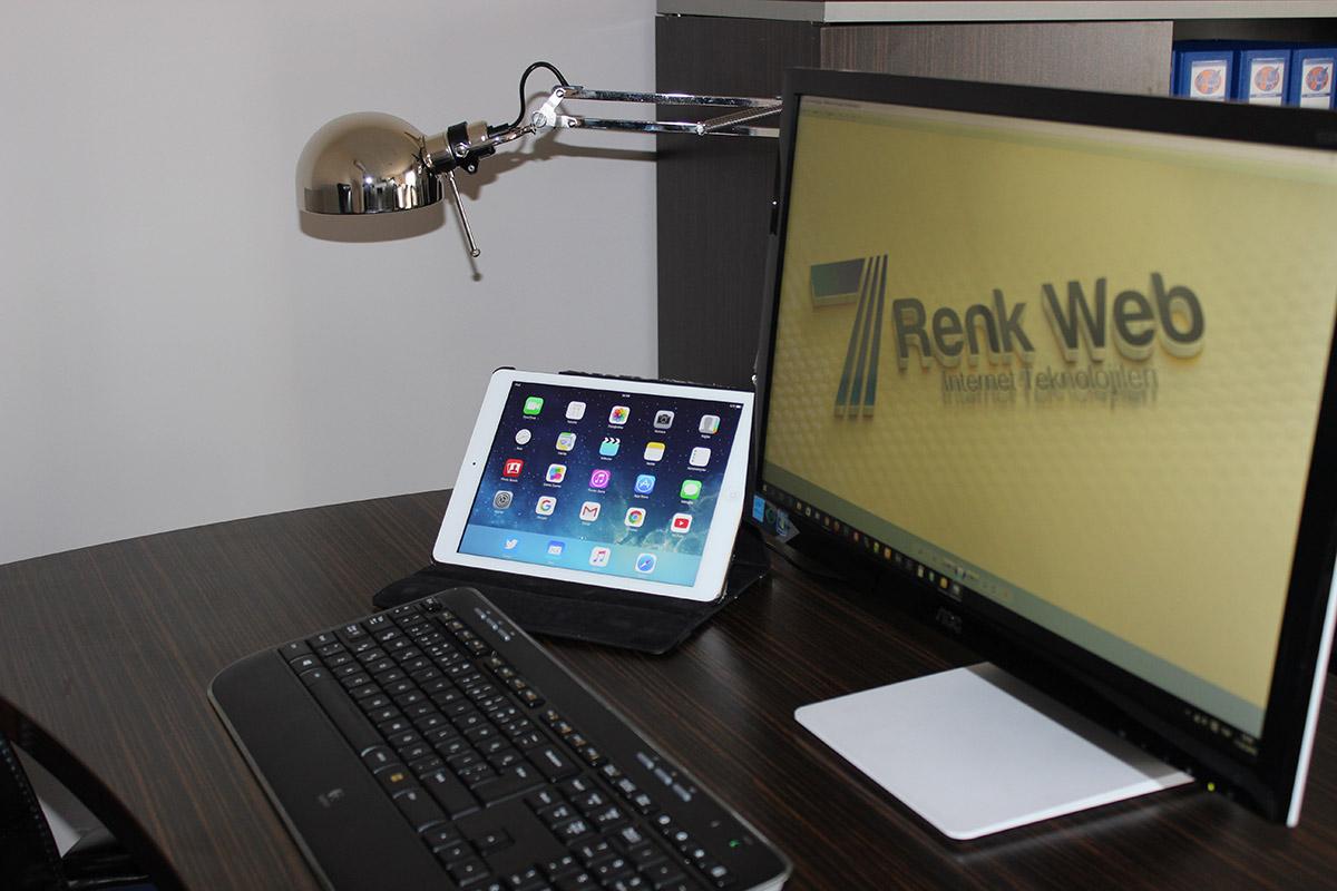 7 Renk Web Ofis